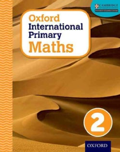 Oxford International Primary Maths 2 (Paperback)