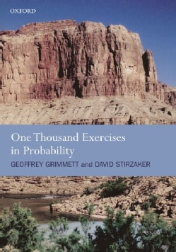 1000 Exercises in Probability (Paperback)