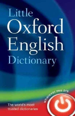 Little Oxford English Dictionary (Hardcover)