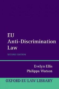 EU Anti-Discrimination Law (Paperback)