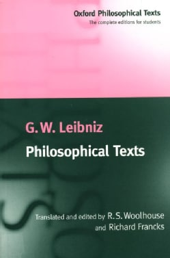 Philosophical Texts (Paperback)