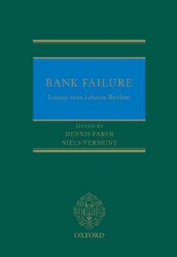 Bank Failure: Lessons from Lehman Brothers (Hardcover)