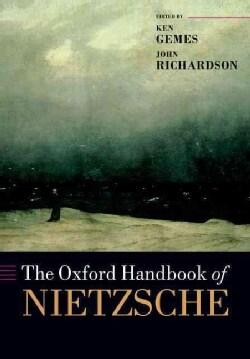 The Oxford Handbook of Nietzsche (Paperback)