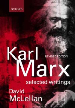 Karl Marx: Selected Writings (Paperback)