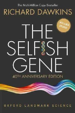 The Selfish Gene: 40th Anniversary Edition (Paperback)