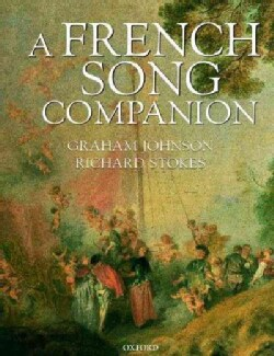 A French Song Companion (Paperback)