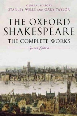 William Shakespeare: The Complete Works (Hardcover)