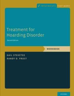 Treatment for Hoarding Disorder: Workbook (Paperback)