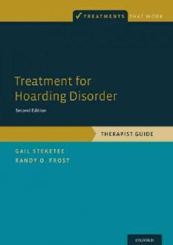 Treatment for Hoarding Disorder: Therapist Guide (Paperback)