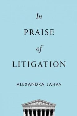In Praise of Litigation (Hardcover)