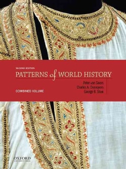 Patterns of World History (Paperback)