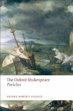 Pericles, Prince of Tyre (Paperback)