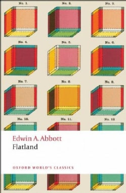 Flatland: A Romance of Many Dimensions (Paperback)