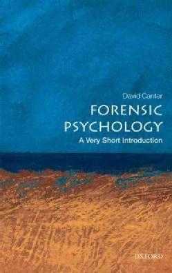 Forensic Psychology (Paperback)