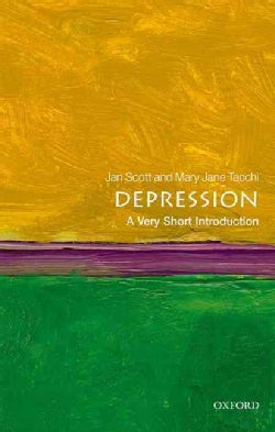 Depression: A Very Short Introduction (Paperback)