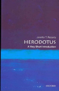 Herodotus: A Very Short Introduction (Paperback)