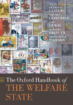 The Oxford Handbook of the Welfare State (Hardcover)