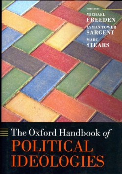 The Oxford Handbook of Political Ideologies (Hardcover)