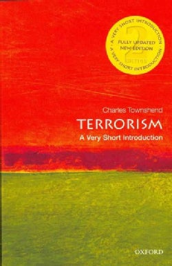Terrorism: A Very Short Introduction (Paperback)