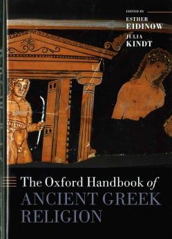The Oxford Handbook of Ancient Greek Religion (Hardcover)