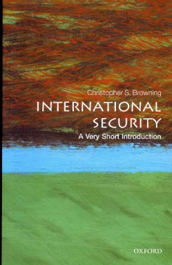 International Security: A Very Short Introduction (Paperback)