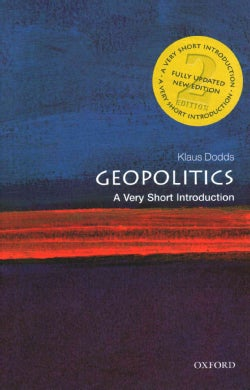 Geopolitics: A Very Short Introduction (Paperback)