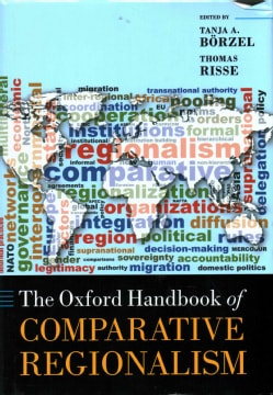 The Oxford Handbook of Comparative Regionalism (Hardcover)