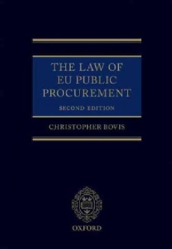 The Law of Eu Public Procurement (Hardcover)