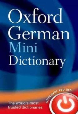 Oxford German Mini Dictionary (Paperback)