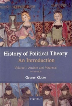 History of Political Theory: An Introduction: Ancient and Medieval (Paperback)