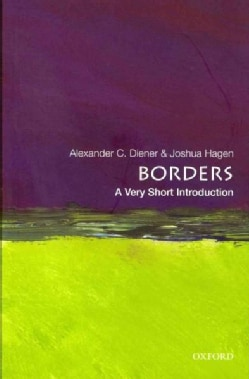 Borders: A Very Short Introduction (Paperback)