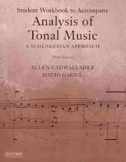 Analysis of Tonal Music: A Schenkerian Approach (Paperback)