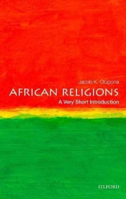 African Religions: A Very Short Introduction (Paperback)
