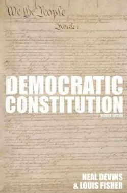 The Democratic Constitution (Paperback)