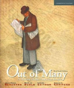 Out of Many: A History of the American People: Combined Volme (Paperback)