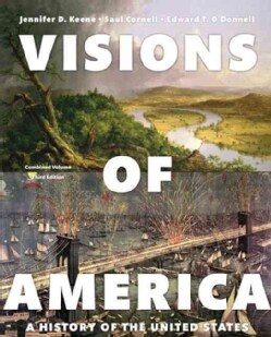 Visions of America: A History of the United States (Paperback)