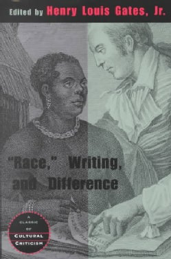 """Race"", Writing and Difference (Paperback)"