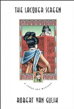 The Lacquer Screen: A Chinese Detective Story (Paperback)