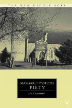 Margaret Paston's Piety (Hardcover)