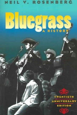 Bluegrass: A History (Paperback)