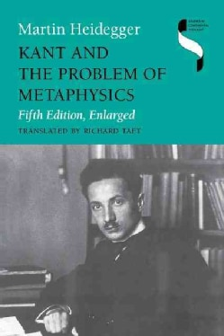 Kant and the Problem of Metaphysics (Paperback)