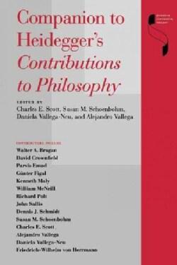 Companion to Heidegger's Contributions to Philosophy (Paperback)
