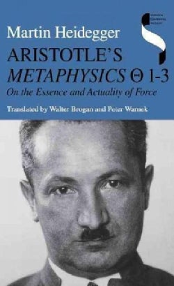 Aristotle's Metaphysics th 1-3: On the Essence and Actuality of Force (Hardcover)