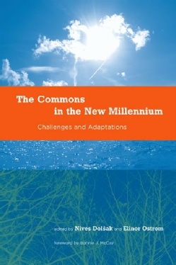 The Commons in the New Millennium: Challenges and Adaptation (Paperback)