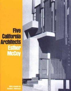 Five California Architects (Paperback)