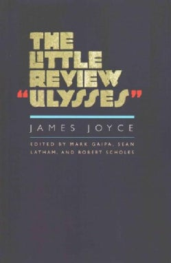 "The Little Review ""Ulysses"" (Paperback)"