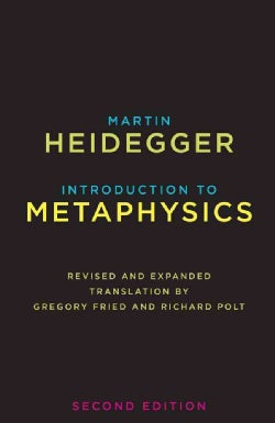 Introduction to Metaphysics (Paperback)