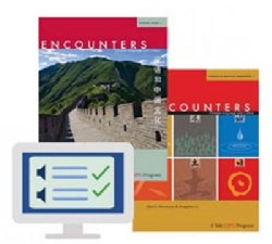 Encounters Student Book 1 Print + Digital Bundle