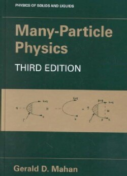 Many-Particle Physics (Hardcover)
