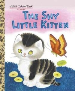 The Shy Little Kitten (Hardcover)